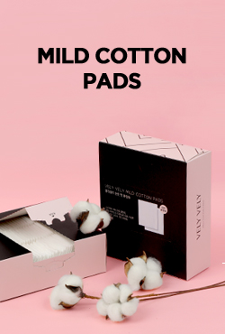 VELY VELY Mild Cotton Pads