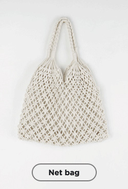 Open Knit Bag