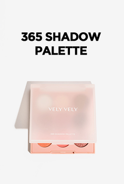 VELY VELY 365 Shadow Palette